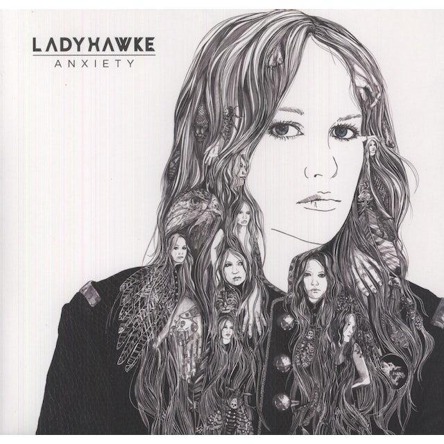 Ladyhawke ANXIETY Vinyl Record