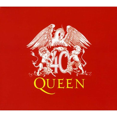 Queen 40 LIMITED EDITION COLLECTOR'S BOX SET #3 CD