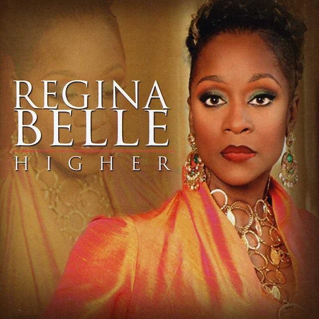 Regina Belle HIGHER CD