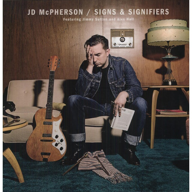 JD Mcpherson SIGNS & SIGNIFIERS Vinyl Record