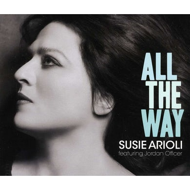 Susie Arioli ALL THE WAY CD