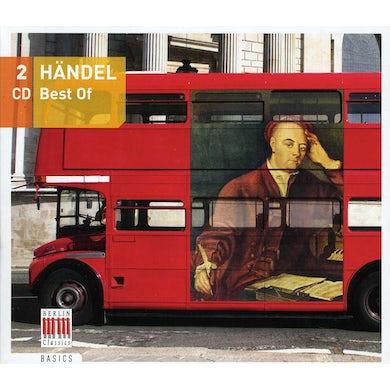 GF Handel BEST OF HANDEL CD
