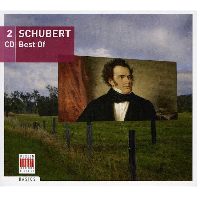 Franz Schubert BEST OF SCHUBERT CD