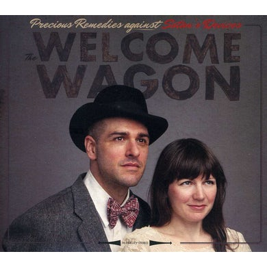 Welcome Wagon PRECIOUS REMEDIES AGAINST SATANS DEVICES CD