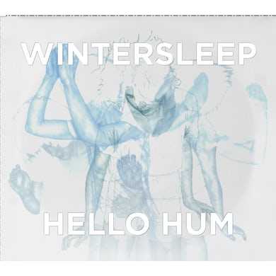Wintersleep HELLO HUM CD