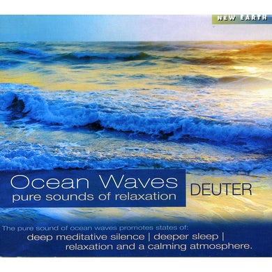 Deuter OCEAN WAVES CD