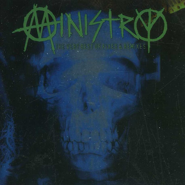 Ministry VERY BEST OF FIXES & REMIXES CD