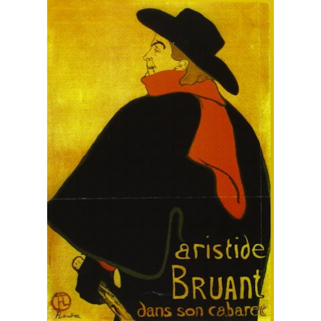 Aristide Bruant PARIS DE BRUANT CD
