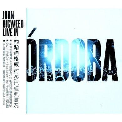 John Digweed LIVE IN CORDOBA CD