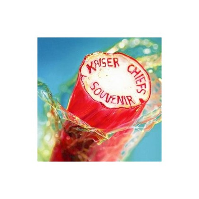 Kaiser Chiefs SOUVENIR: SINGLES 2004 - 2012 CD