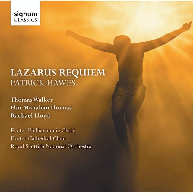 Patrick Hawes LAZARUS REQUIEM CD