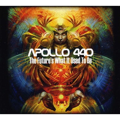 Apollo 440 FUTURE'S WHAT IT USED TO BE CD