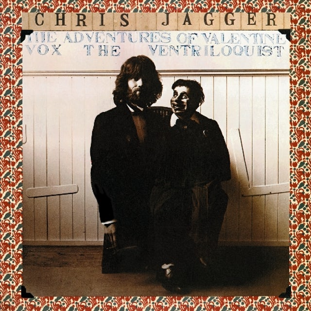 Chris Jagger ADVENTURES OF VALENTINE VOX THE VENTRILOQUIST CD
