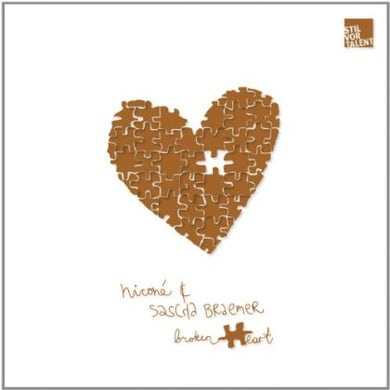 Nicone & Sascha Braemer BROKEN HEART Vinyl Record