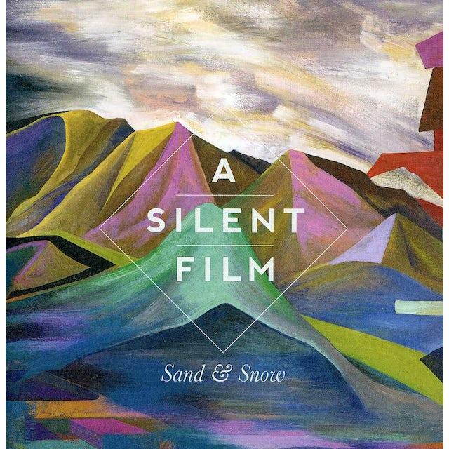 A Silent Film SAND & SNOW CD