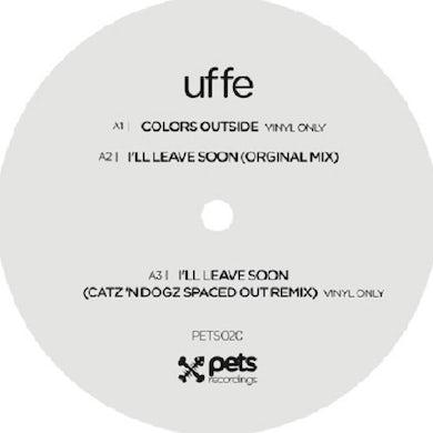 Uffe COLORS OUTSIDE Vinyl Record