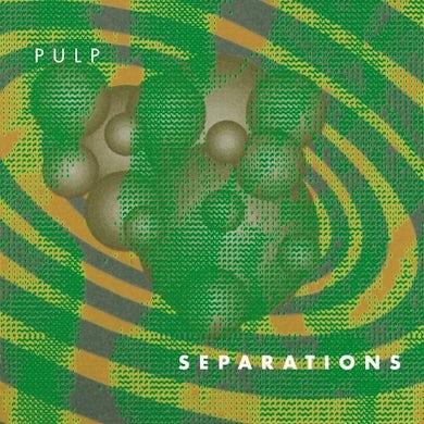 Pulp SEPARATIONS Vinyl Record