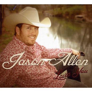 Jason Allen LOVIN YOU CD