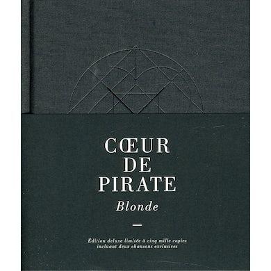 Coeur De Pirate BLONDE CD