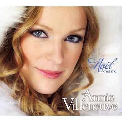 Annie Villeneuve NOEL CHEZ MOI CD