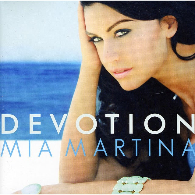 Mia Martina DEVOTION CD