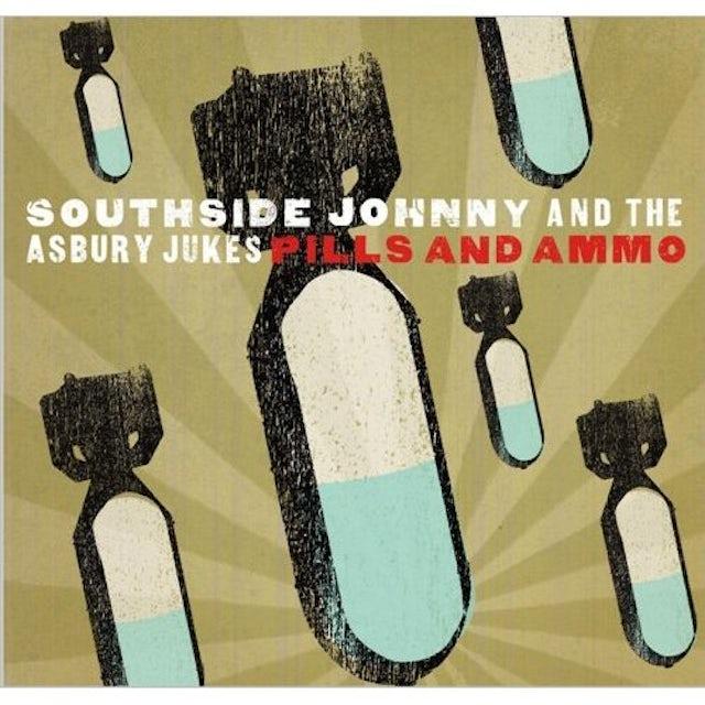 Southside Johnny & Asbury Dukes PILLS & AMMO Vinyl Record