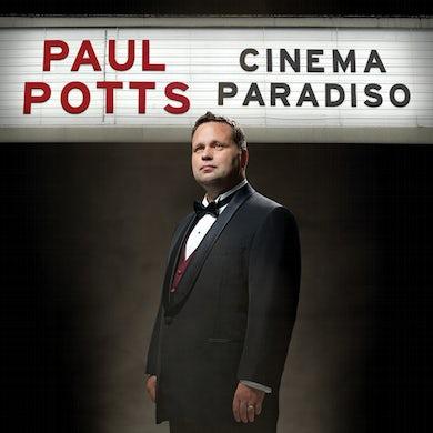 Paul Potts CINEMA PARADISO CD