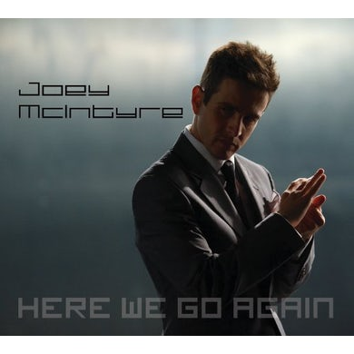 Joey Mcintyre HERE WE GO AGAIN CD