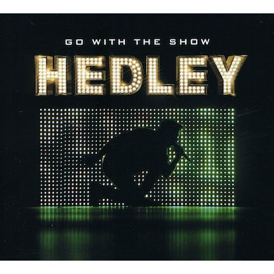 Hedley GO WITH SHOW: LIVE CD