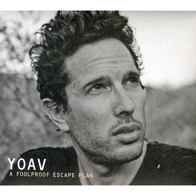 Yoav FOOLPROOF ESCAPE PLAN CD