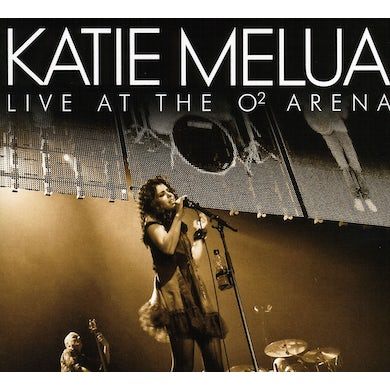 Katie Melua 2008: LIVE AT THE O2 ARENA CD