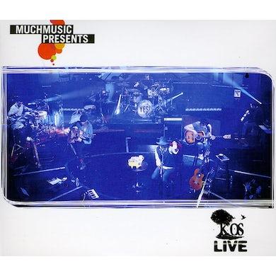 K-Os MUCHMUSIC PRESENTS CD