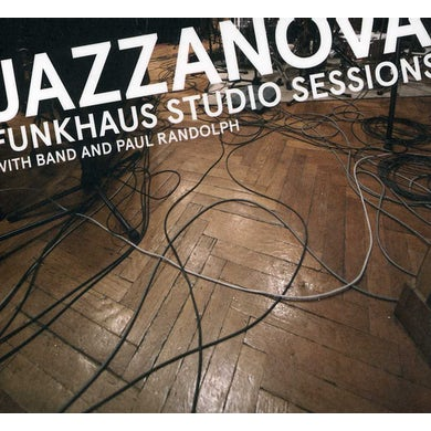 Jazzanova FUNKHAUS STUDIO SESSIONS CD