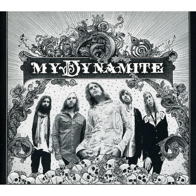 MY DYNAMITE CD