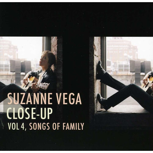 Suzanne Vega CLOSE-UP 4: SONGS OF FAMILY CD