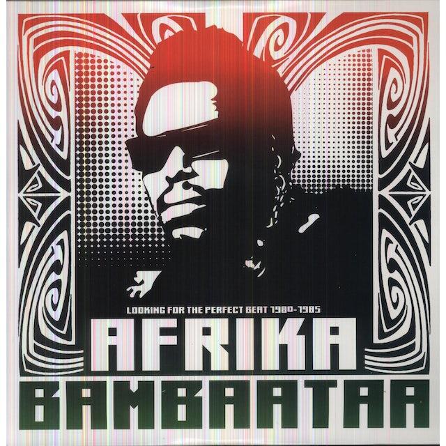 Afrika Bambaataa LOOKING FOR THE PERFECT BEAT 1980 - 1985 Vinyl Record