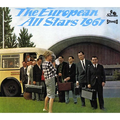 European Jazz All Stars 1961 CD