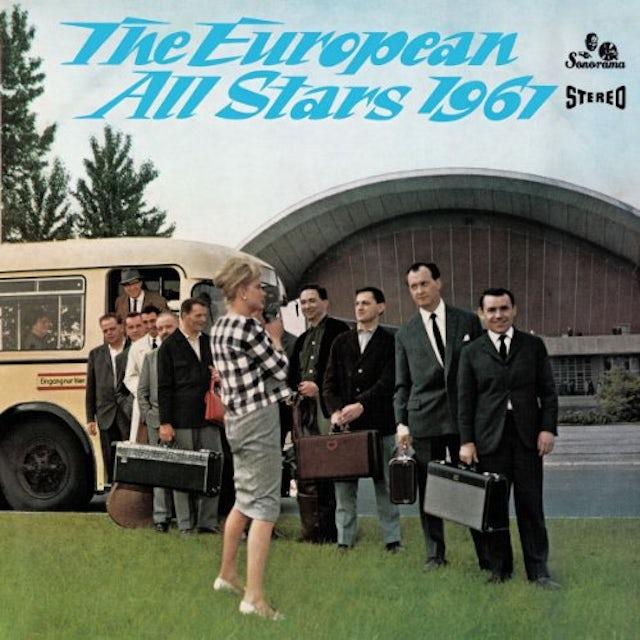 European Jazz All Stars 1961 Vinyl Record