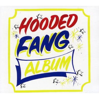 Hooded Fang CD