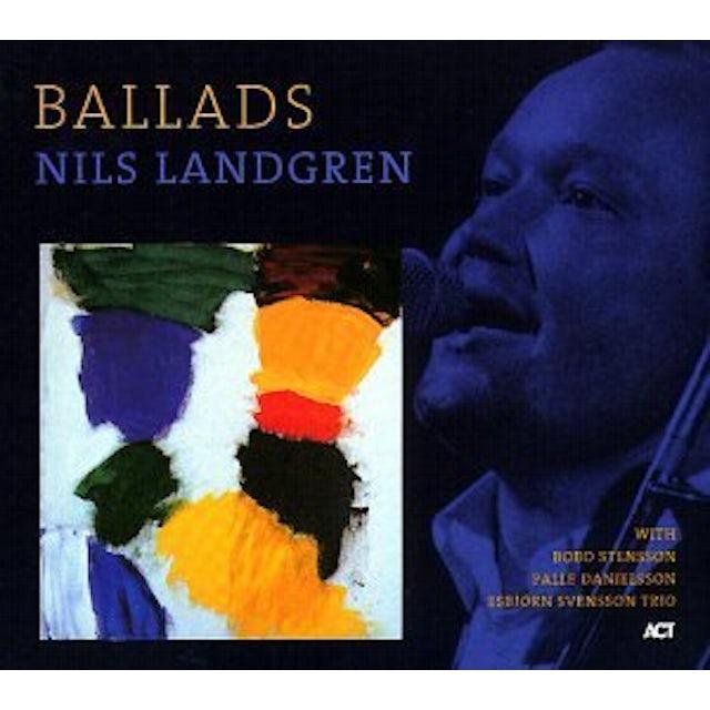 Nils Landgren BALLADS CD