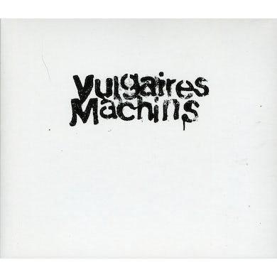 Vulgaires Machins ACOUSTIQUE CD