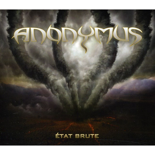 Anonymus ETAT BRUTE CD