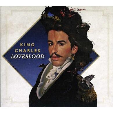 King Charles LOVEBLOOD CD