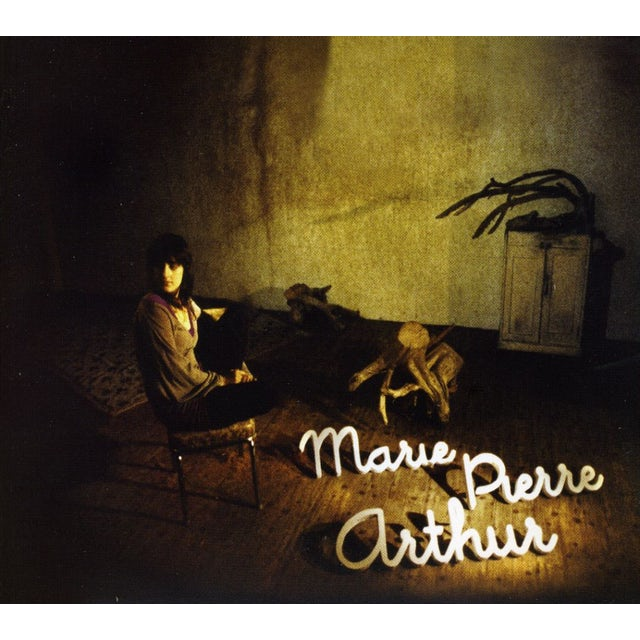 Marie-Pierre Arthur CD