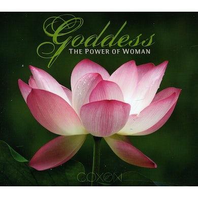 Robert Haig Coxon GODDESS: THE POWER OF WOMAN CD