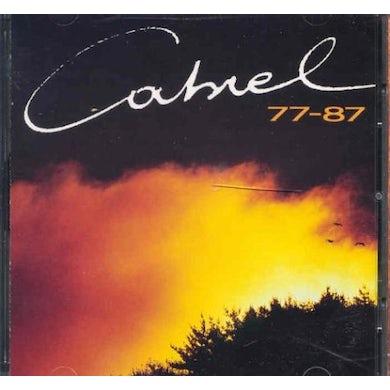 Francis Cabrel 1977 / 1987 CD
