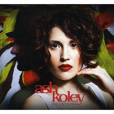 Ash Koley INVENTIONS CD