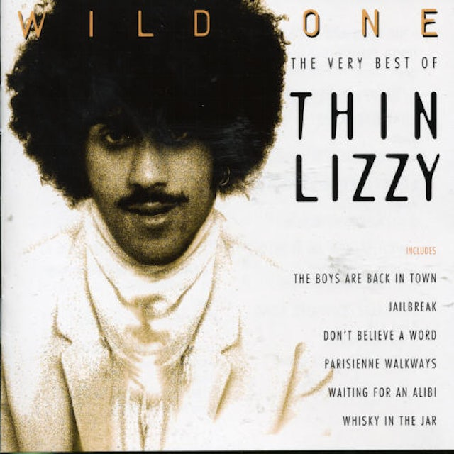 Thin Lizzy WILD ONE: VERY BEST OF CD
