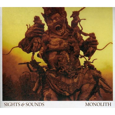 Sights & Sounds MONOLITH CD
