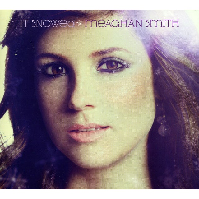 Meaghan Smith IT SNOWED CD